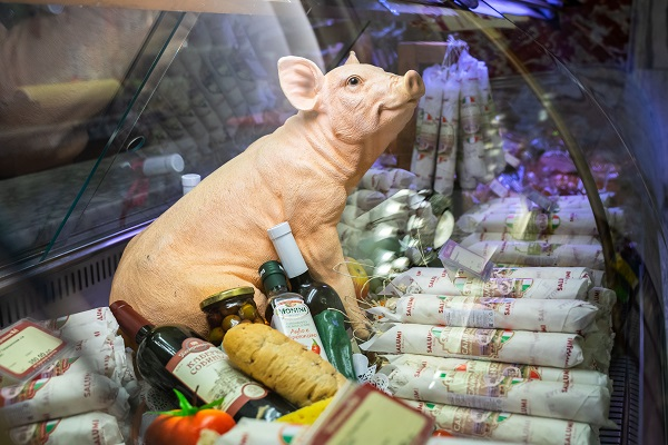Эксперты прогнозируют рост экспорта российской свинины почти на 60% к 2025 году