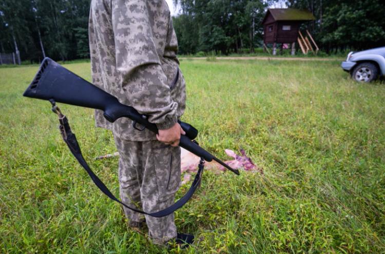 Госдума одобрила поправки в закон об охоте