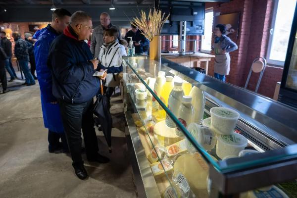 Рынки и ярмарки в России хотят довести до уровня конкурентности с торговыми сетями