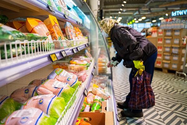 Цены сельхозпроизводителей на мясо кур растут вторую неделю подряд