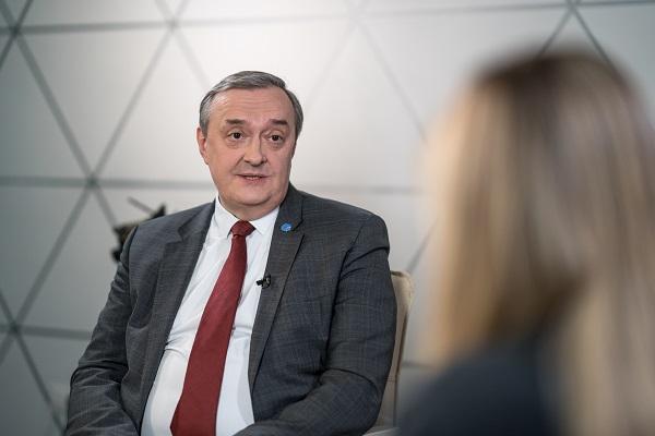 Директор московского отделения ФАО рассказал о продовольственных рисках XXI века