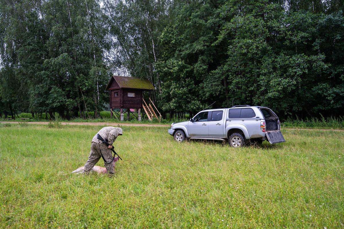 Охотникам напомнили о необходимости проверять добычу на паразитов