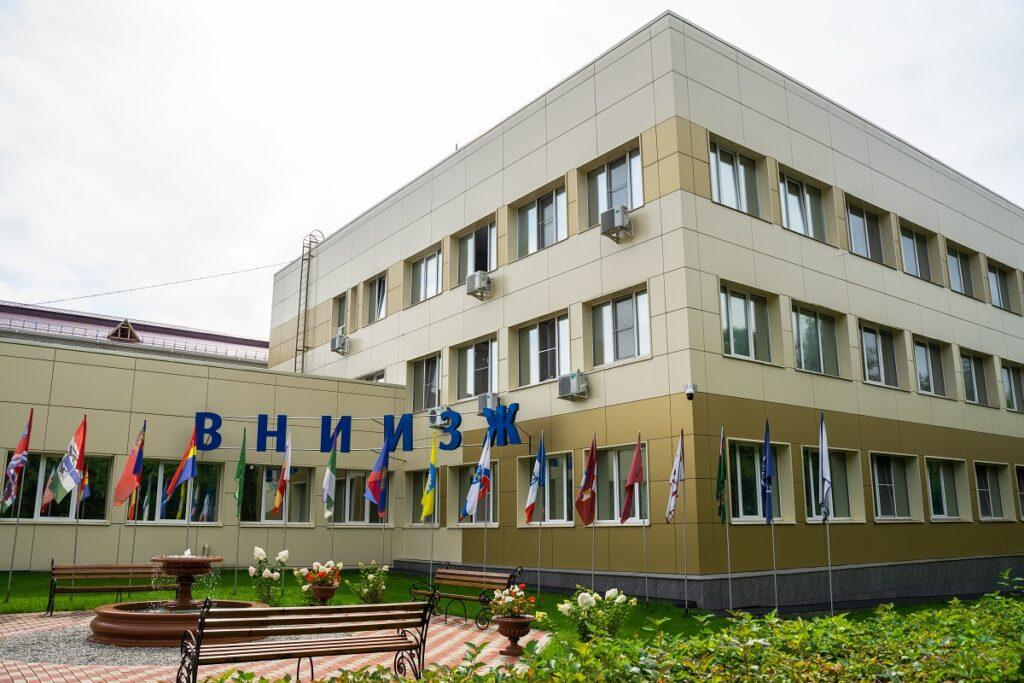 Коллективу ФГБУ «ВНИИЗЖ» вручили награду всероссийского конкурса «Экспортер года»