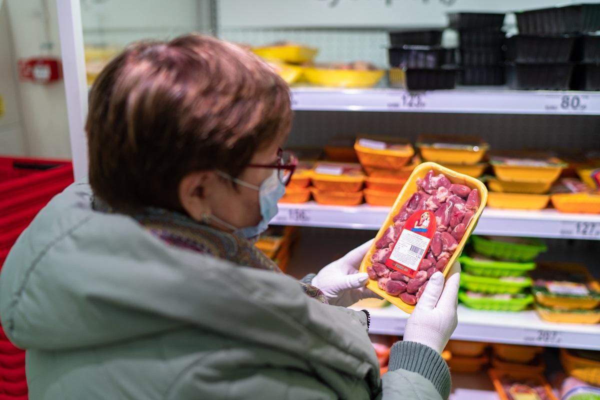Минсельхоз заявил о дополнительных субсидиях животноводам для сдерживания цен на мясо