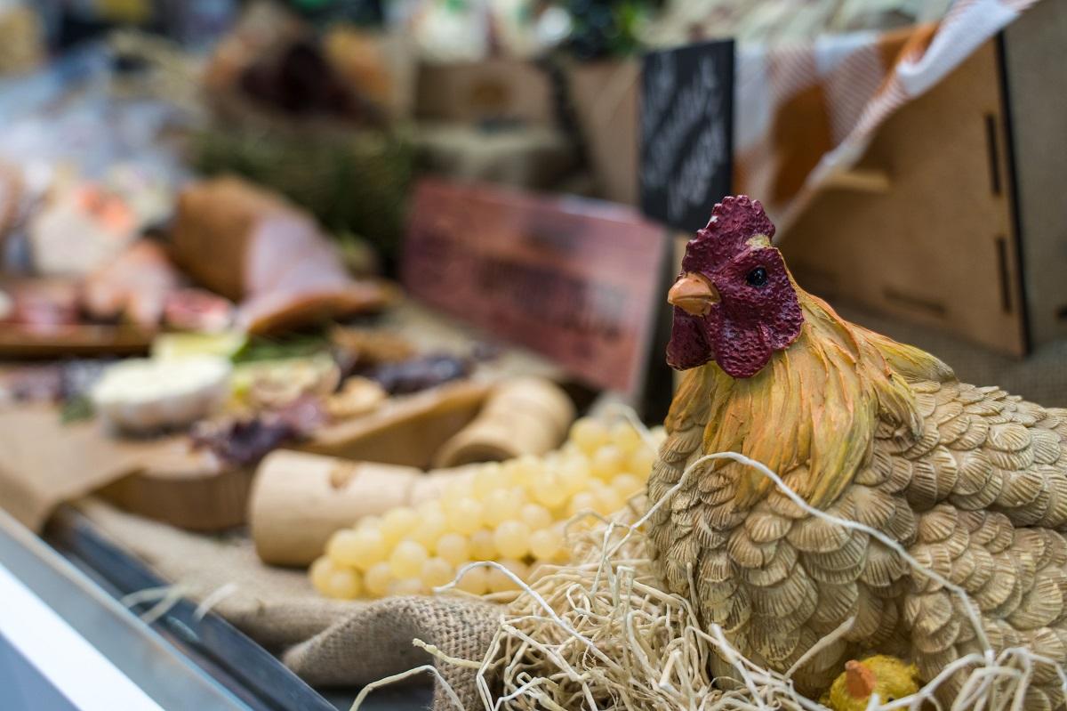 Цена производителей на мясо кур в РФ повысилась на 1,9% за неделю